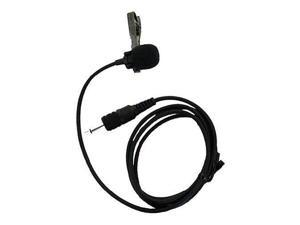 Azden EX-50L Omni-directional Lavalier Microphone with Lock-Down