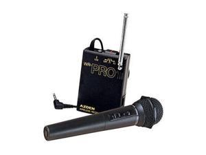 Azden WHX-Pro Hand Held VHF Wireless Microphone System #WHXPRO