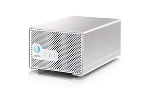AKiTiO Neutrino Thunder Duo 2TB (2 x 1TB SSD) Enclosure #NEU2-TIS-AKT4UH