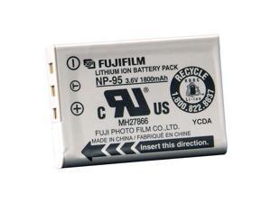 Fujifilm NP-95 3.6V 1800mAh Lithium-ion Battery for X100, X100S, X-S1, F31fd