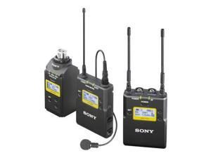 Sony UWP-D16/14 Plug-on & Lavalier Combo Mic System, UHF Channels 14/25