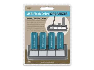 Pioneer USB-4 USB Flash Drive Organizer