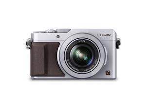 Panasonic Lumix DMC-LX100 Digital Camera, Silver #DMC-LX100S