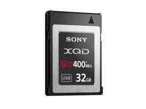Sony 32GB XQD G Series Memory Card for Cameras/Camcorder #QDG32A/J