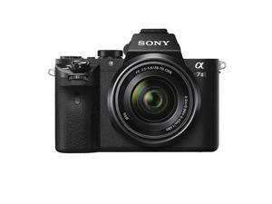 Sony Alpha a7II Mirrorless Digital Camera w/FE 28-70mm f/3.5-5.6 OSS Lens