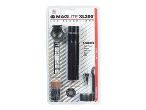 MagLite XL200 LED 3-Cell AAA Combo Pack Flashlight #XL200-S301C