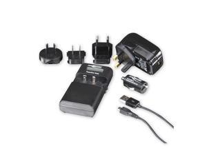 Ansmann Powerline Vario Universal Charger for Lithium-Ion, AA and AAA Batteries