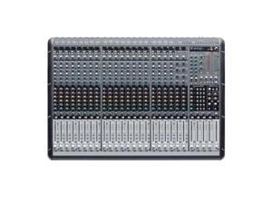 Mackie 24-Channel/4-Bus Premium SR Console, 100mm Faders #ONYX 24.4