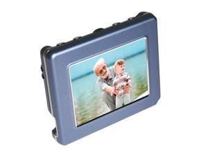 "Digital Foci Pocket Album OLED, Portable Digital 2.8"" Viewer, Sky Blue #P20120"