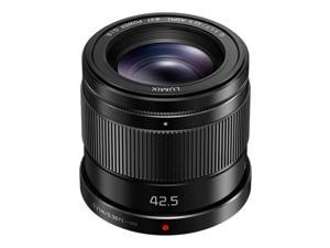 Panasonic LUMIX G 42.5mm f/1.7 Aspherical Power O.I.S. Lens Micro Four Thirds