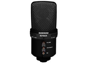 Samson G-Track USB Recording Supercardioid Microphone, 20Hz-16kHz #SAGM1UB