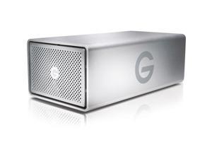 G-Technology G-RAID USB 12TB USB 3.0 Desktop External Hard Drive 0G04077 Silver