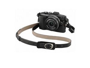 OLYMPUS  V601066BW000  Black  CS-45B Genuine Leather Body Jacket for E-PL7 Digital Camera