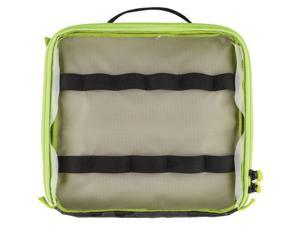 Tenba Cable Duo 8 Cable Pouch, Black Camouflage/Lime #636-237