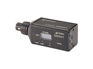 Azden 1200XT Plug-In UHF Transmitter #1201XT