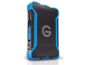 G-Technology USB 3.0 Rugged All-Terrain Case without Drive #0G04294