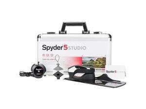 Datacolor Spyder5STUDIO Ultimate Color Calibration Solution #S5SSR100