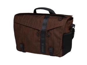 Tenba DNA 15 Messenger Bag - Holds DSLR Camera with 2-3 Lenses - Dark Copper