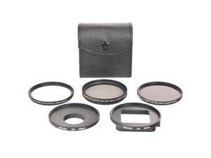 Bower 6-Piece 52mm Filter Kit #VFKGP6
