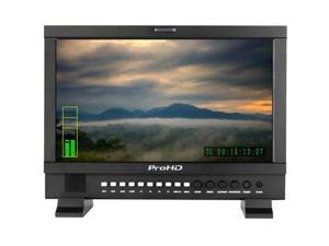"""JVC ProHD 16"""" Full HD Studio LCD Monitor, 1920x1080 #DT-X16H"""