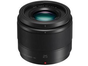 Panasonic 25mm f/1.7 Lumix G Aspherical Lens for Micro 4/3 System #H-H025K