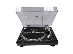 Audio-Technica AT-LP120-USB Direct-Drive Professional DJ Turntable System,Black
