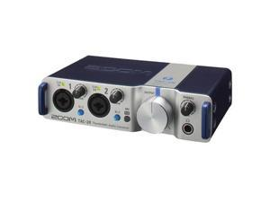 Zoom TAC-2R 2-Channel Thunderbolt Audio Interface #ZTAC2R