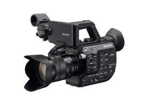 Sony PXW-FS5 4K XDCAM Camera System Super 35 CMOS Sensor with 18-105mm Lens
