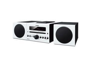Yamaha 30W Bluetooth Wireless Music System, White #MCR-B043WH