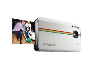Polaroid Z2300 10MP 720p HD Instant Digital Camera, Lucite Packaging, White
