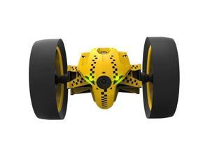 Parrot Jumping Race MiniDrone with Embedded VGA Mini Camera, Tuk Tuk (Yellow)