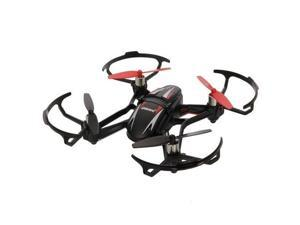 UDI RC Free Loop U27 Ready-to-Fly Quadcopter, Remote Control Included, Black/Red