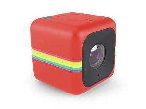 Polaroid CUBE+ 8MP Quad HD Lifestyle Action Video Camera, Red #POLCPR