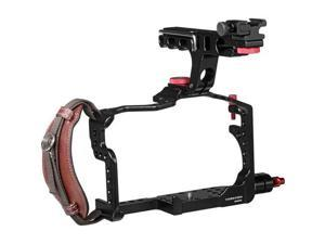 Varavon Armor II Standard Cage for GH3 and GH4 Lumix Camera #AM-GH4K II