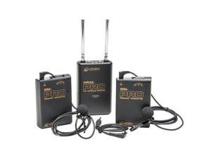 Azden WDL-PRO 2-Channel VHF Microphone Wireless System