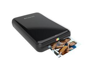 Polaroid ZIP Mobile Printer Technology, Black #POLMP01B