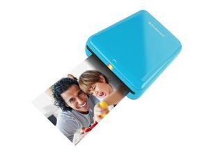 Polaroid ZIP Mobile Printer, Blue #POLMP01BL