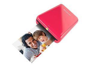 Polaroid ZIP Mobile Printer, Red #POLMP01R