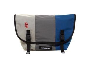 Timbuk2 Colorblock Classic Messenger Bag, Medium, Cement/Gunmetal/Blue #52342872