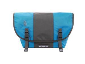 Timbuk2 Colorblock Classic Messenger Bag, Medium, Cold Blue/Gunmetal/Cold Blue