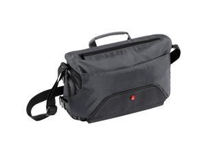 Manfrotto Small Active Advanced Pixi Messenger Bag for Mirrorless, Gray
