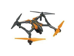 Dromida Vista FPV Quadcopter with Integrated 720p Camera, Black/Orange #DIDE04NN