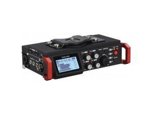 Tascam DR-701D 6-Track Field Recorder for DSLR Camera with SMPTE Timecode