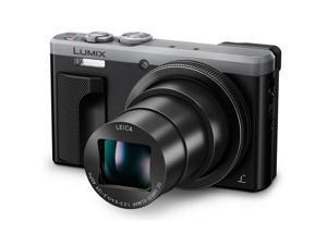 Panasonic Lumix DMC-ZS60 Digital Camera, 18MP, Silver #DMC-ZS60S