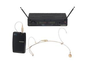 Samson SW55VSDE5 Stage 55 Wireless Headset Mic System, (Channel 03: 183.6MHz)