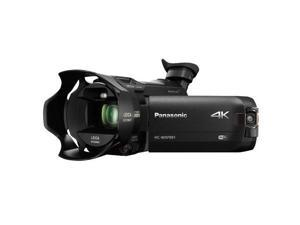 Panasonic HC-WXF991K 4K Ultra HD Camcorder with Wi-Fi, Twin Camera