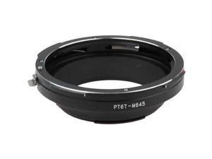 Fotodiox Mount Adapter for Pentax 67 Lens to Mamiya 645 Camera #P67-M645
