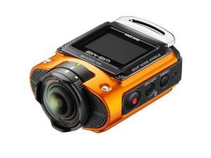 Ricoh WG-M2 Action Camera, Orange #3803