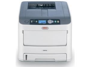 Okidata C610n(62446701) 1200 dpi x 600 dpi USB color Laser Printer