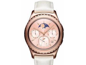 Samsung Gear S2 Classic Bluetooth Premium Smartwatch, Rose Gold #SM-R7320ZDAXAR